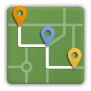 Draw routes and generate a catalog of map routes and trails